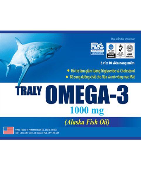 Traly omega- 3 copy
