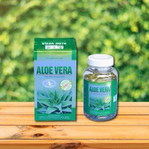 Traly Aloe Vera 100 viên