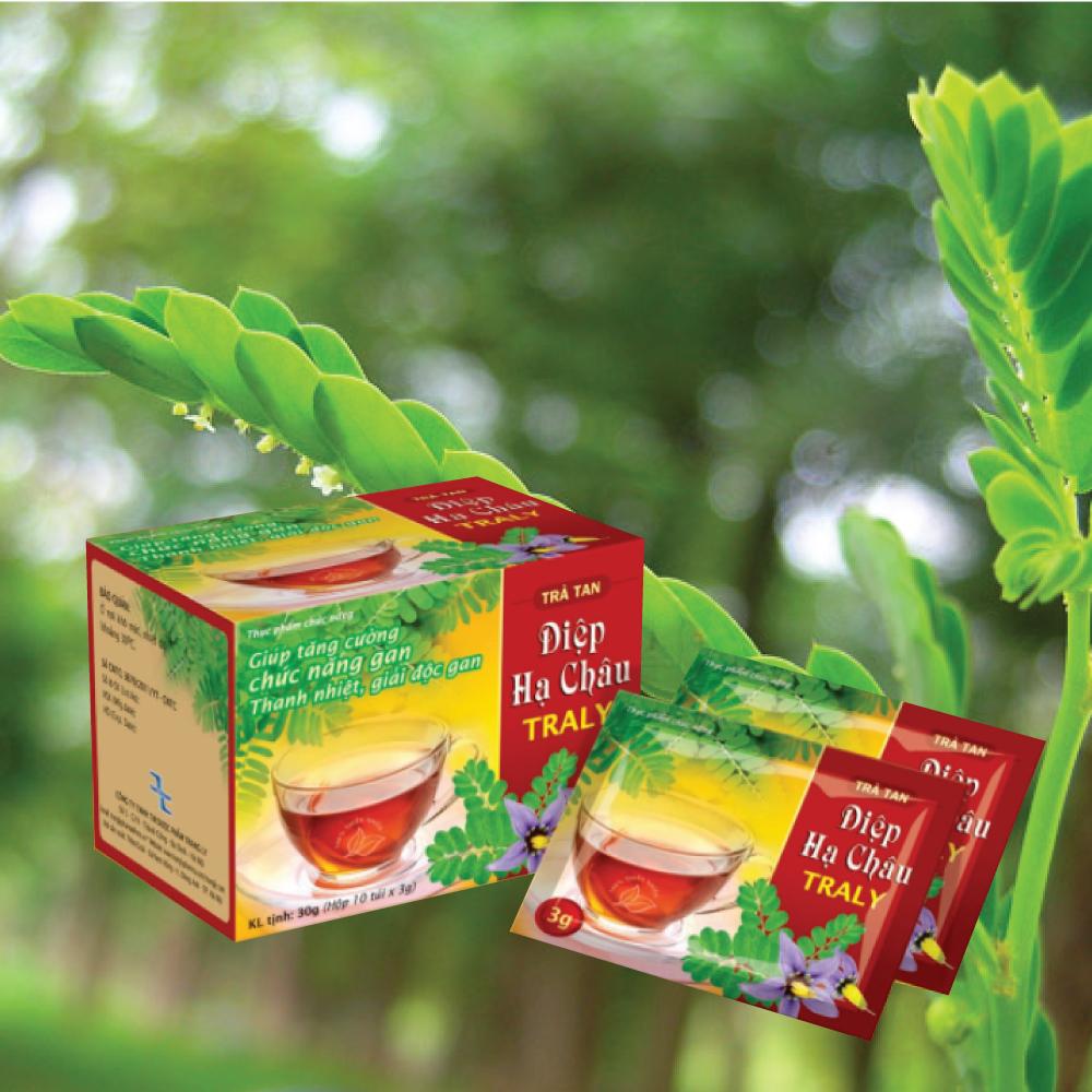 Tìm hiểu về các loại trà mát gan tiêu độc
