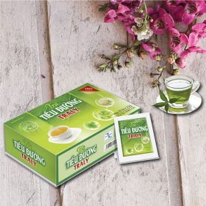 trà tiểu đường traly