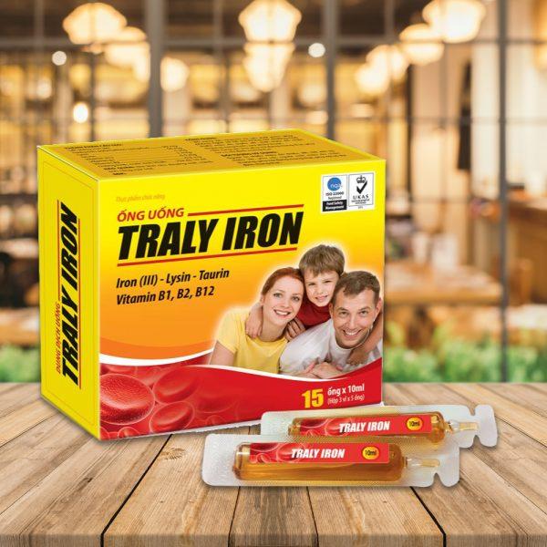 traly-iron