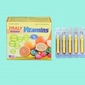 Traly viramins cung cấp vitamin s