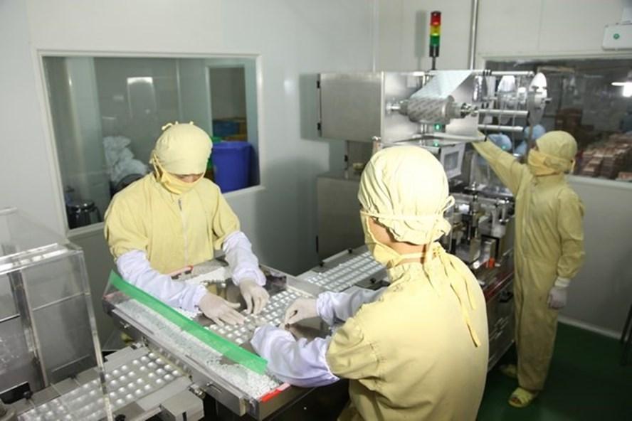 Trang Ly – Xưởng gia công thực phẩm chức năng tiêu chuẩn GMP